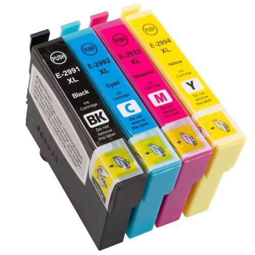 Epson capatible ink multipack