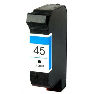 HP compatible inkjet cartridge